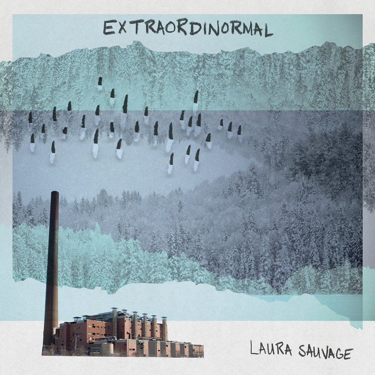 Laura Sauvage 'Extraordinormal' (album stream)