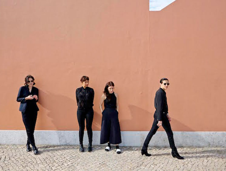 Savages Announce Tour Behind 'Adore Life'