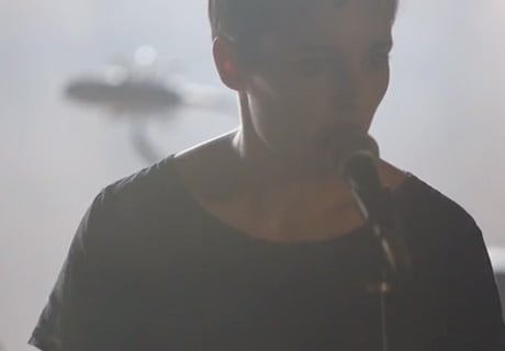 """Savages """"I Am Here"""" (video and sound experiments)"""