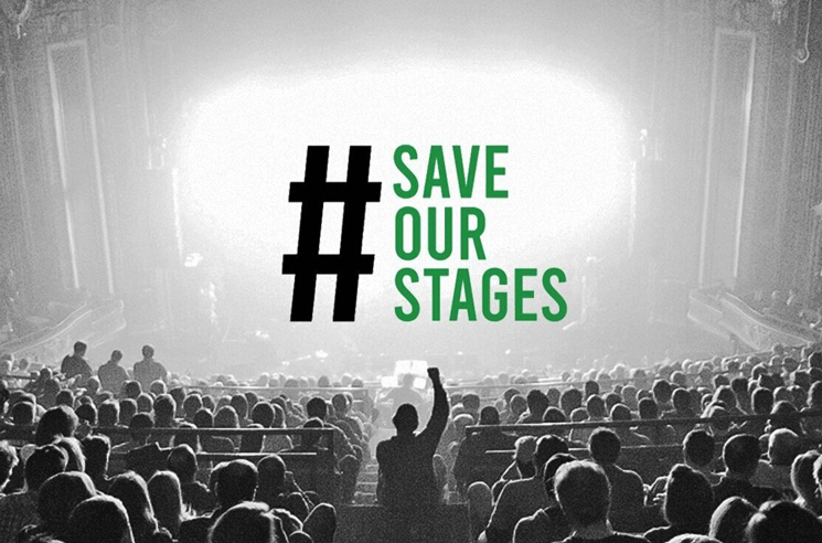 American Music Venues and Movie Theatres to Receive $15 Billion in Aid