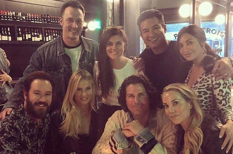 The 'Saved by the Bell' Cast Reunited (Without Screech)