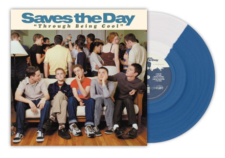 Saves the Day Celebrate 15th Anniversary of 'Through Being Cool' with Vinyl Reissue