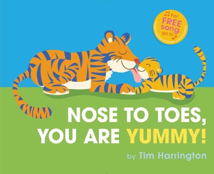 Les Savy Fav's Tim Harrington Pens Kids' Book, Shares Companion Song