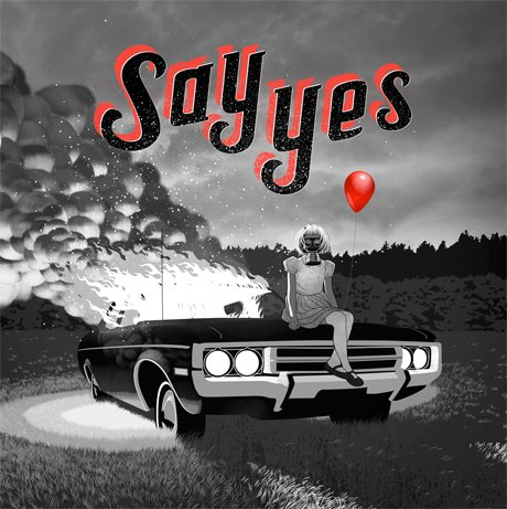 Say Yes 'Say Yes' (EP stream)