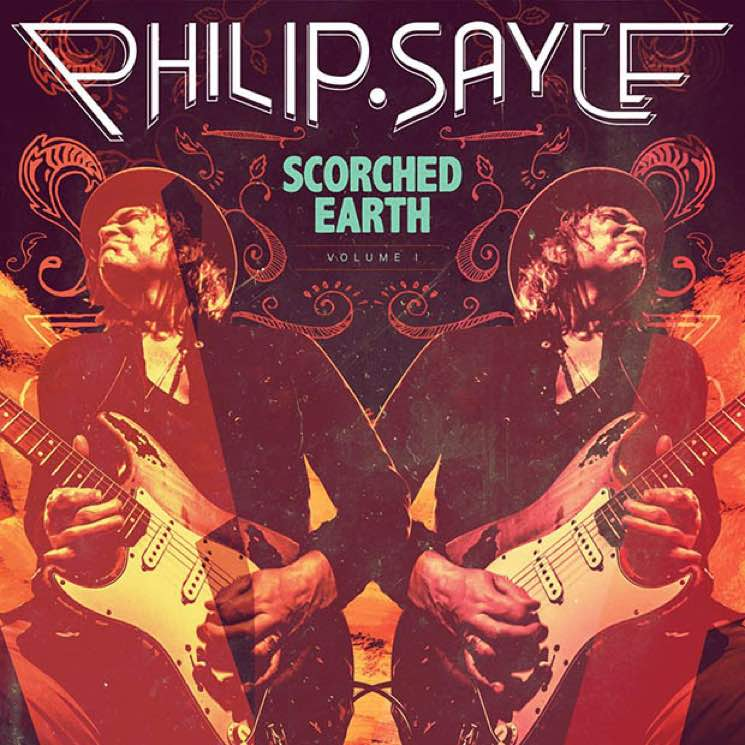 Philip Sayce Scorched Earth Volume 1