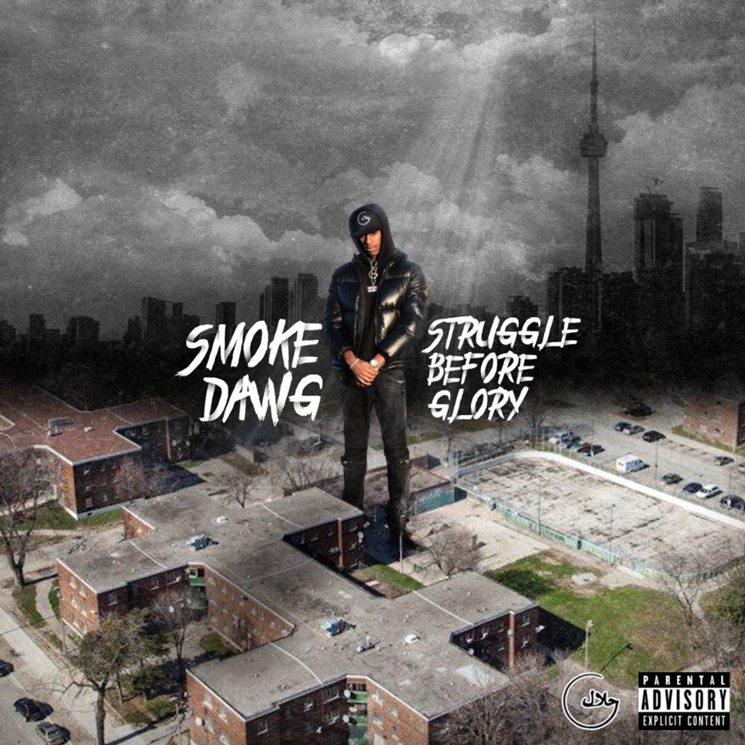 Hear Smoke Dawg's Posthumous 'Struggle Before Glory' LP