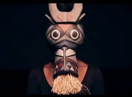 "SBTRKT ""Pharaohs"" (ft. Roses Gabor) (video)"
