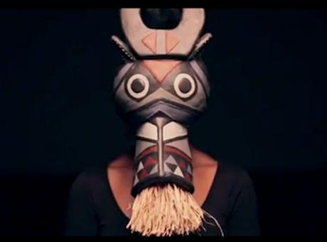 SBTRKT 'Pharaohs' (ft. Roses Gabor) (video)