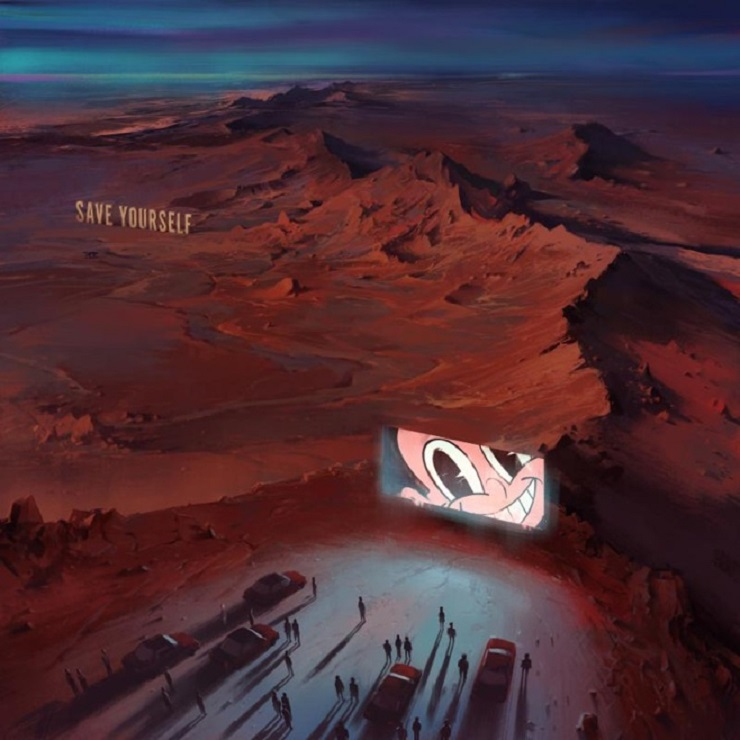 SBTRKT Releases 'SAVE YOURSELF'