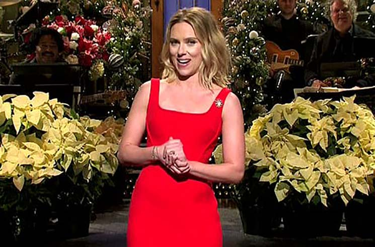 Saturday Night Live: Scarlett Johansson & Niall Horan December 14, 2019