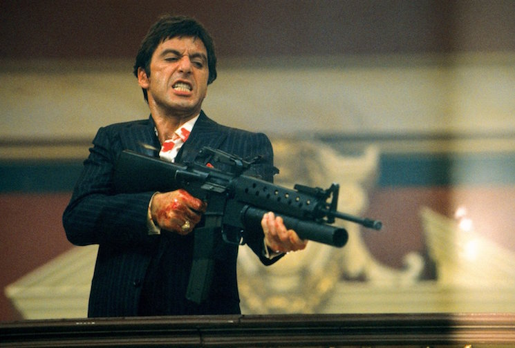 Ugh, Hollywood Is Remaking 'Scarface'