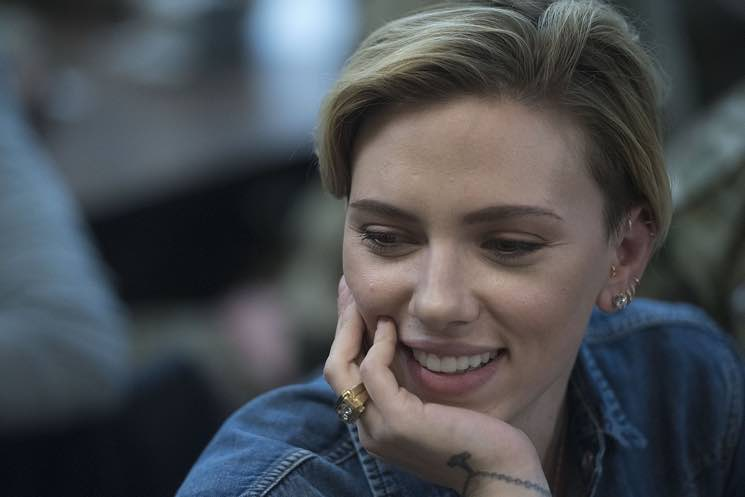 Scarlett Johansson Quits Trans Film 'Rub and Tug' After Backlash