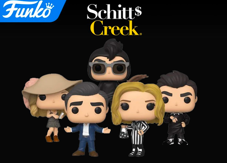 'Schitt's Creek' Is Being Immortalized via Funko Pops