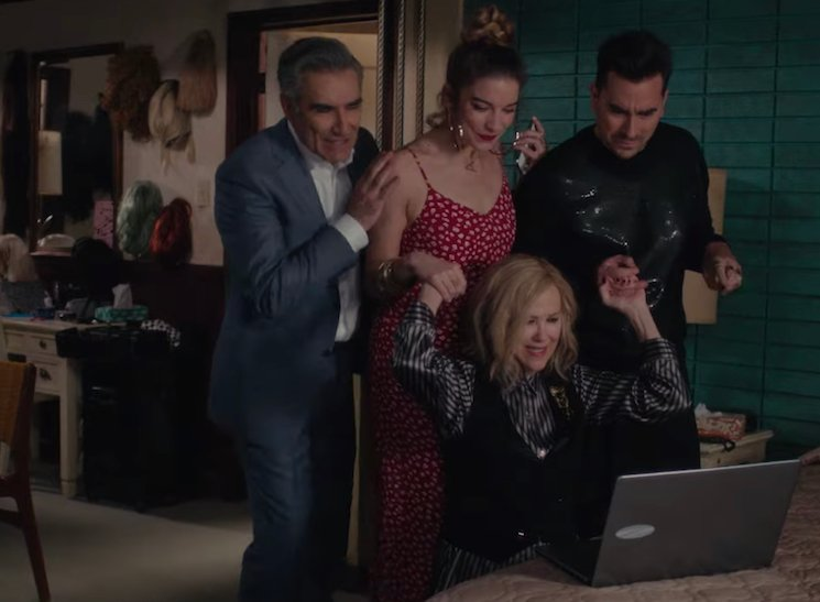 The trailer of the Schitt's Creek last season will make you cry