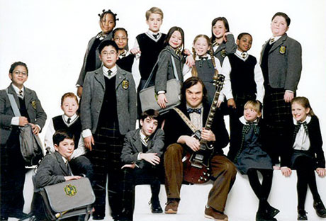 'School of Rock' Gets TV Spinoff