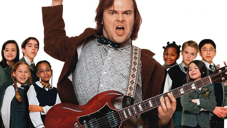'School of Rock' Being Turned into Andrew Lloyd Webber Musical