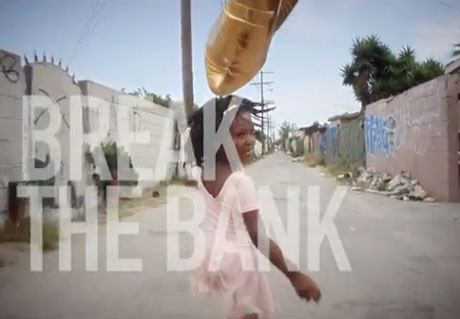 Schoolboy Q 'Break the Bank' (video)