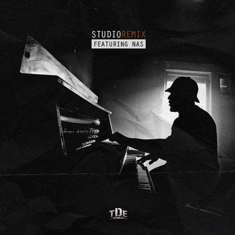 Schoolboy Q 'Studio' (remix ft. Nas, BJ the Chicago Kid)