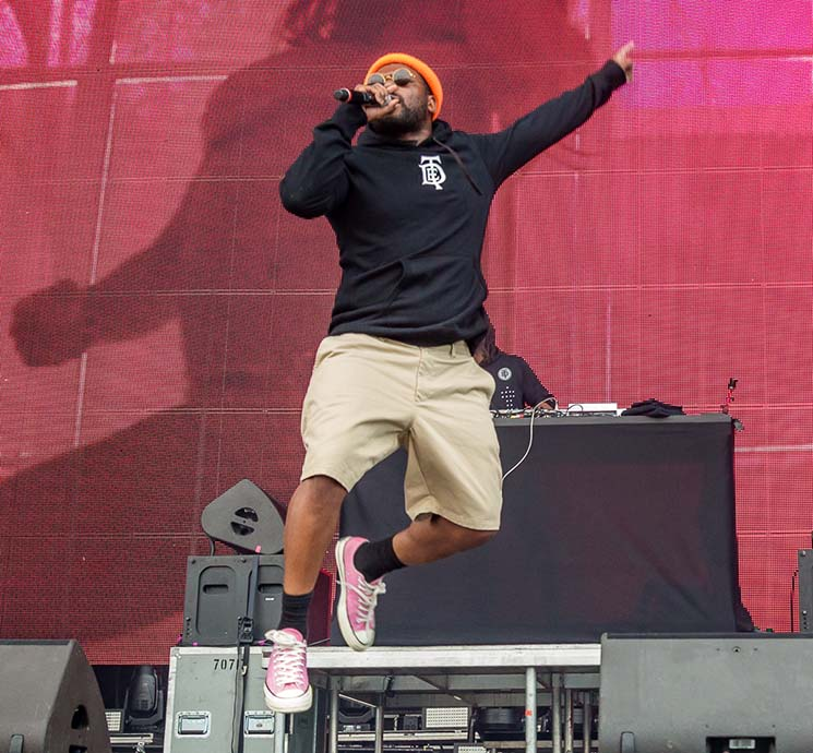 ScHoolboy Q Hits Toronto on the 'CrasH Tour'