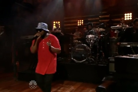"Schoolboy Q ""Man of the Year"" (live on 'Fallon')"