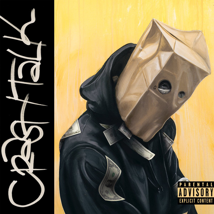 ScHoolboy Q Unveils 'CrasH Talk' Tracklisting with Kid Cudi, 21 Savage, Travis Scott