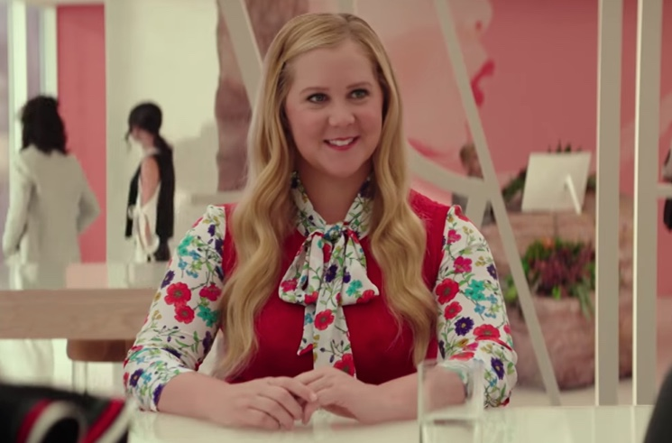 Amy Schumer Unveils 'I Feel Pretty' Trailer on 'Ellen'