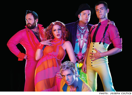 The Indefinable <b>Scissor Sisters</b>