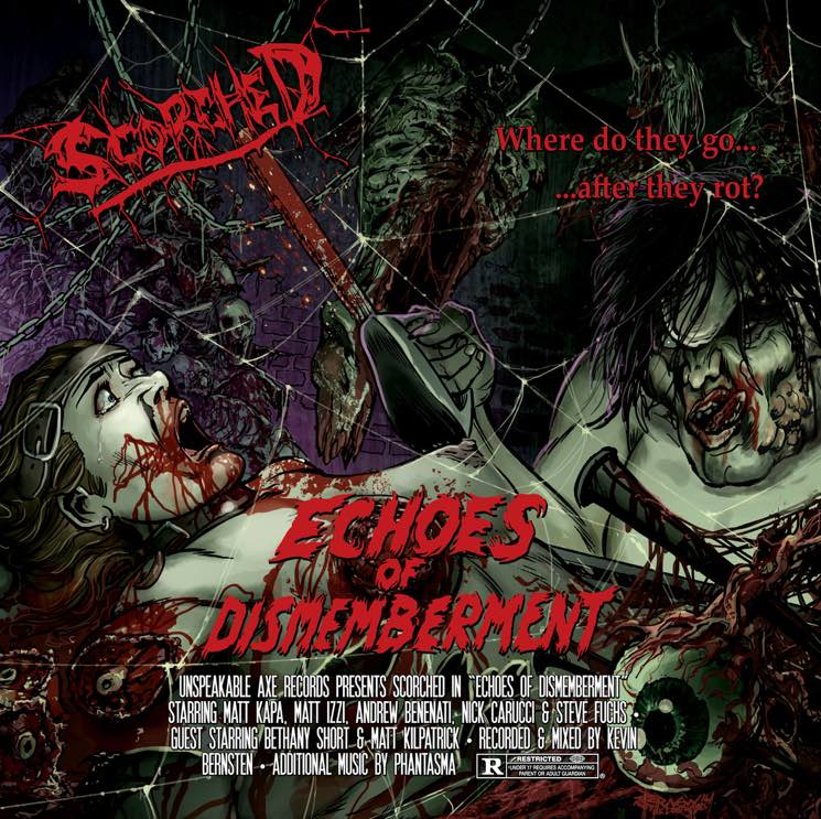 Scorched Echoes of Dismemberment