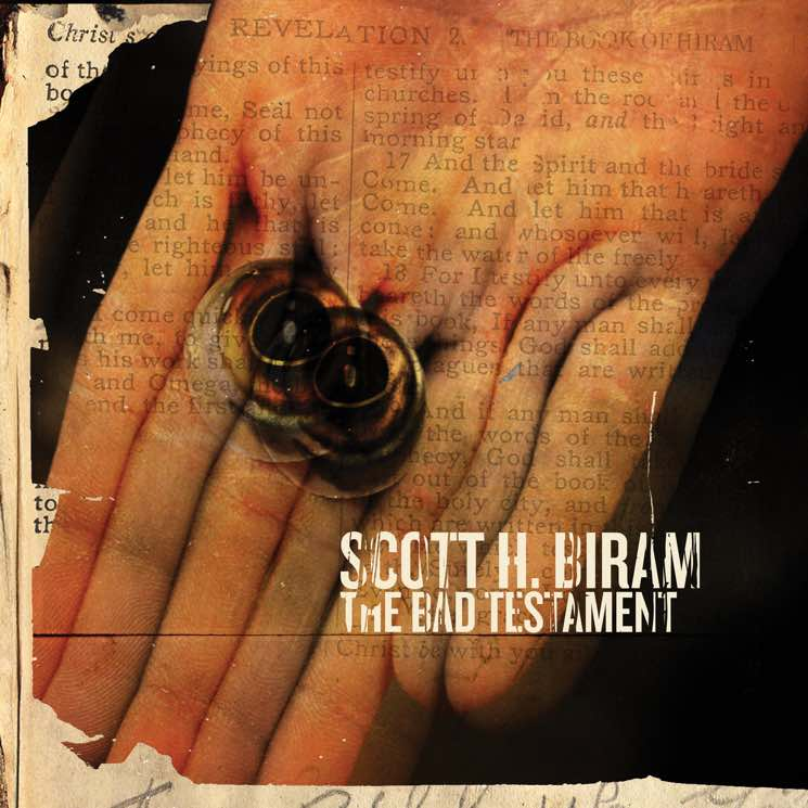Scott H. Biram The Bad Testament