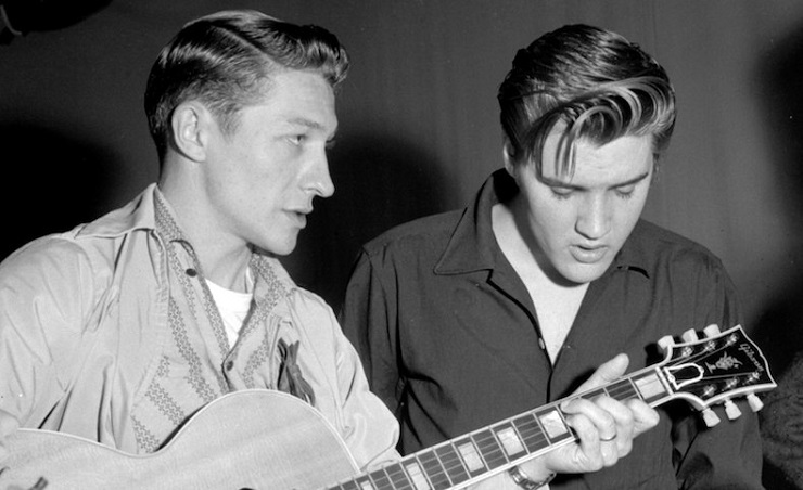 R.I.P. Elvis Presley Guitarist Scotty Moore