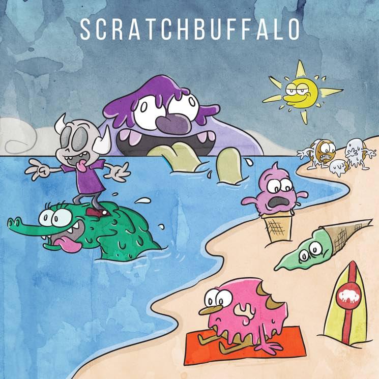 Scratch Buffalo 'Scratch Buffalo' (album stream)