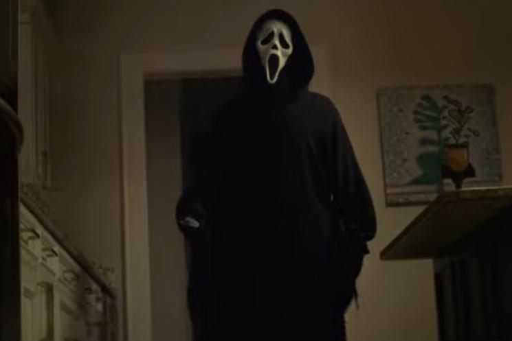 Ghostface Returns in New 'Scream' Trailer