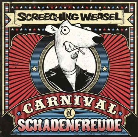 Screeching Weasel Return with 'Carnival of Schadenfreude' EP