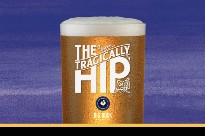 The Tragically Hip and Big Rock Team Up on Lake Fever Lager