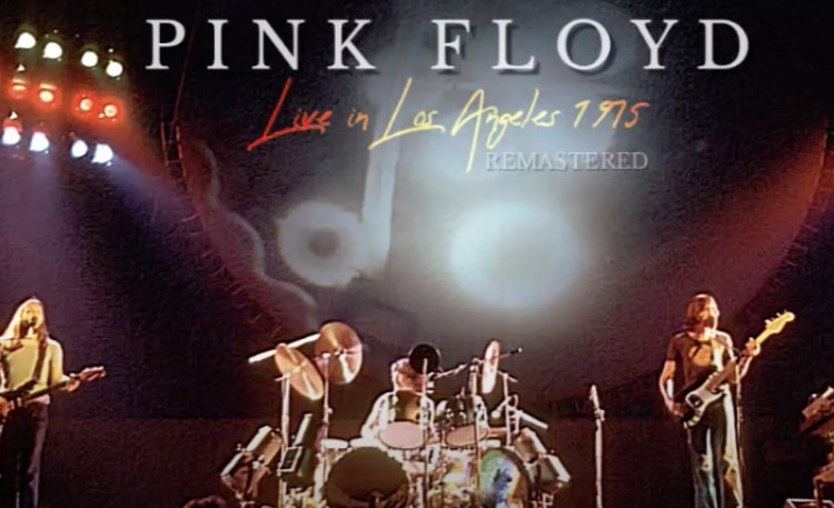 Hear a Full Pink Floyd Tour Bootleg from 1975 with Remastered Sound