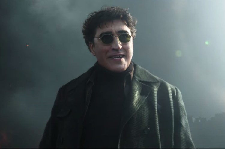 Watch Doctor Octopus Return in the First Teaser Trailer for 'Spider-Man: No Way Home'