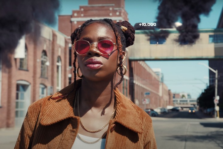 Haviah Mighty Rides in Style with New Single 'Tesla'