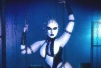 Megan Thee Stallion Kicks Off 'Hottieween' with Scary Good Pinhead Costume