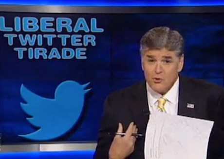 "Beefs 2013: Sean Hannity Calls Ryan Adams a ""Gutless Little Coward"" over ""Twitter Tirade"""
