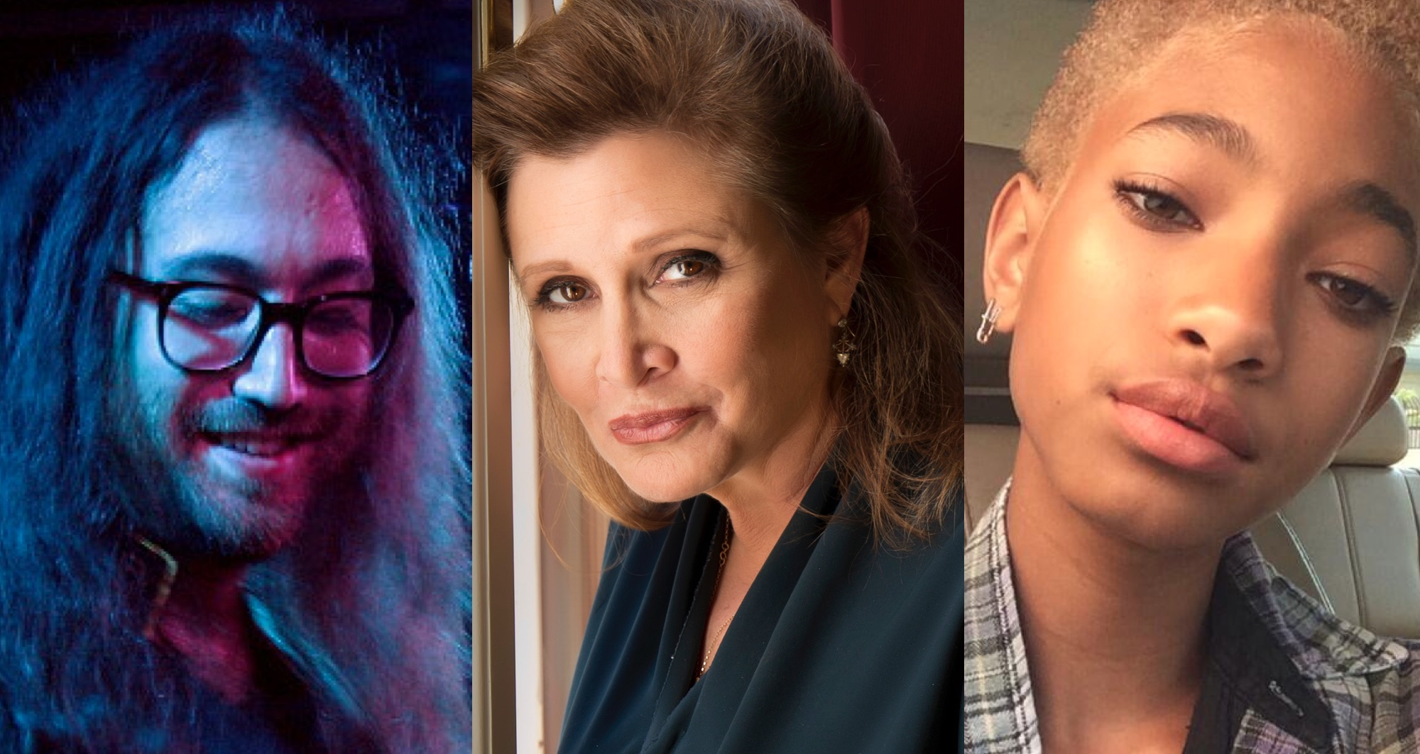 Listen to a Powerful Collaboration Between Sean Ono Lennon, Carrie Fisher and Willow Smith