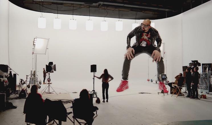 Sean Paul's New Music Video Is (Literally) Gigantic