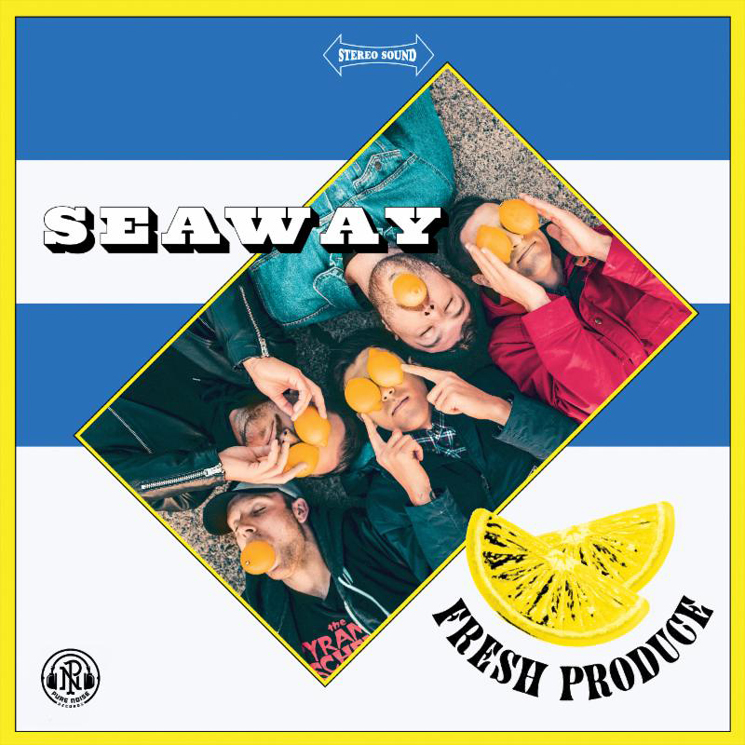 Seaway Announce B-sides and Rarities Compilation 'Fresh Produce'