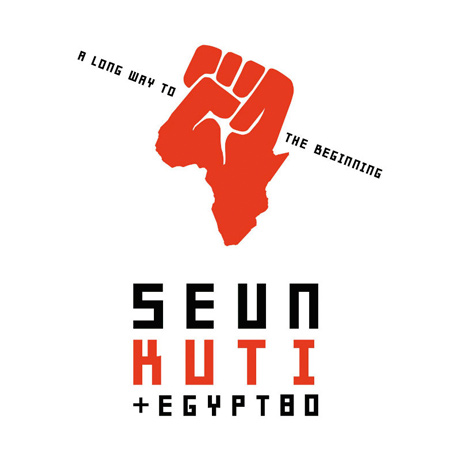 Seun Kuti A Long Way To The Beginning