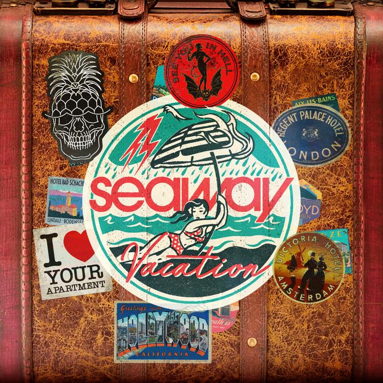 Seaway 'Vacation' (album stream)