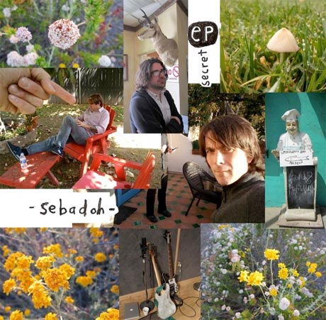 Sebadoh 'Secret EP'