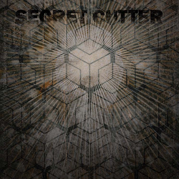 Secret Cutter Quantum Eraser