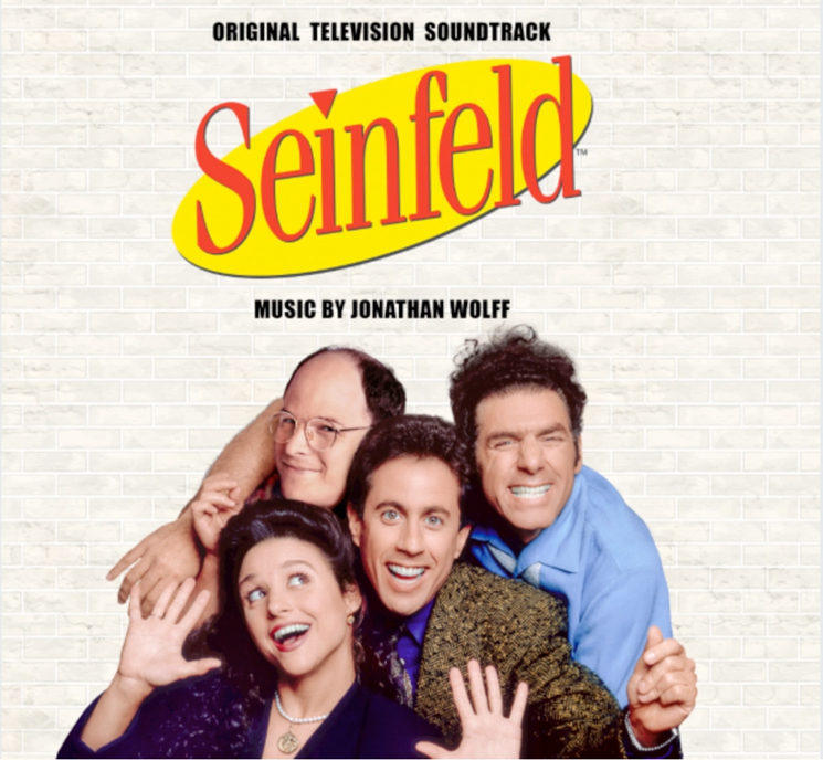 The Soundtrack to 'Seinfeld' Gets Its First-Ever Release