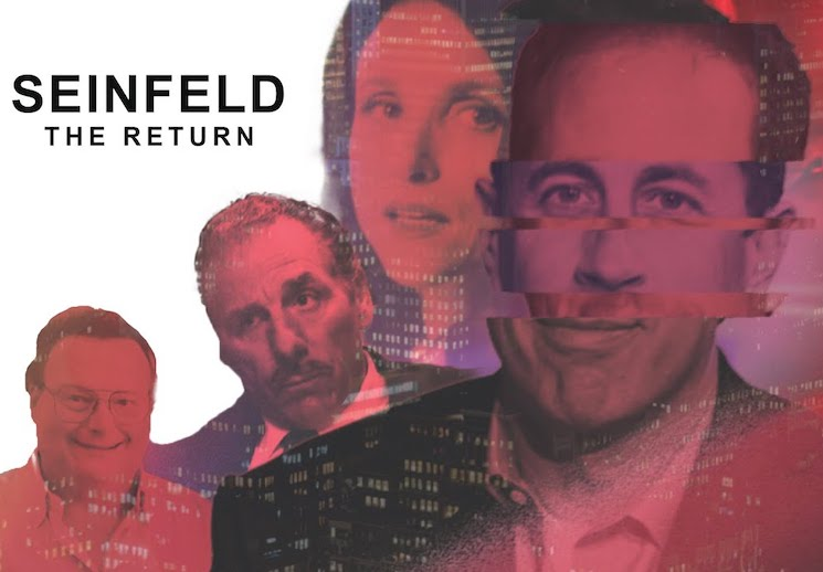 Watch a Perfectly Lynchian Reimagining of 'Seinfeld'