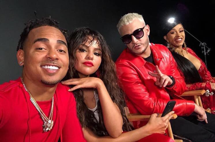 Selena Gomez, Cardi B, DJ Snake and Ozuna Join Forces on 'Taki Taki'