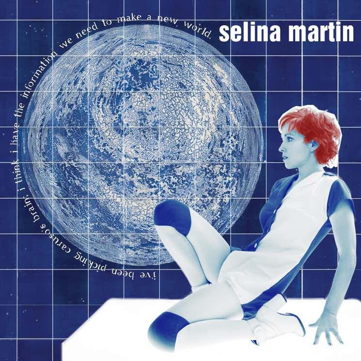 Selina Martin …caruso's brain…